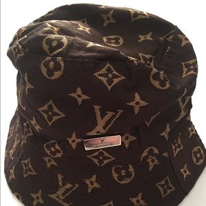 Monogram Bucket Hat